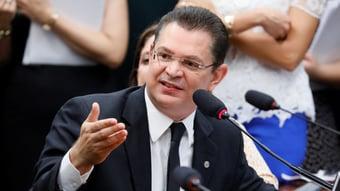 IMAGEM: Deputado ligado a Malafaia ataca nova tentativa do Congresso de liberar a jogatina