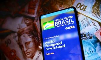 IMAGEM: Em 2021, Ministério da Cidadania bloqueou auxílio emergencial de 1,7 milhão de pessoas
