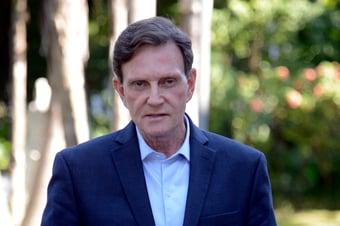 IMAGEM: TSE derruba inelegibilidade de Crivella por abuso de poder político