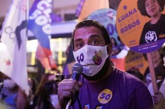 IMAGEM: Boulos ajusta discurso sobre Previdência