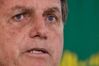"""IMAGEM: Bolsonaro: """"Sou daltônico: todos têm a mesma cor"""""""