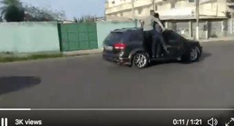 IMAGEM: Companhia de trânsito não vê ilegalidade em desfile de Bolsonaro em Macapá