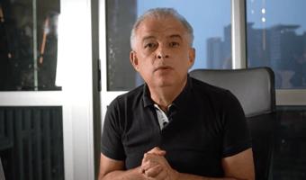 """IMAGEM: França: """"Doria nem é governador. O governador é Rodrigo Garcia"""""""