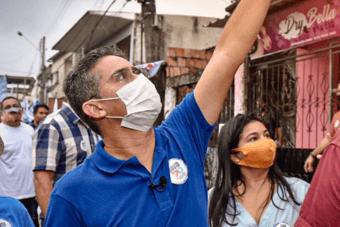 IMAGEM: MP ajuíza ação por ato de improbidade contra o prefeito de Manaus