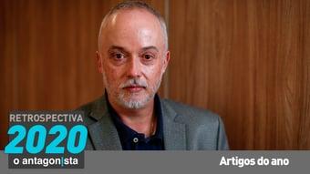 """IMAGEM: Carlos Fernando dos Santos Lima: """"As pandemias que assolam o Brasil"""""""