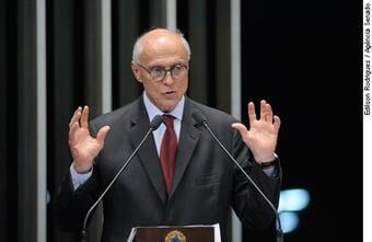 IMAGEM: Suplicy é o vereador mais bem votado da cidade de SP