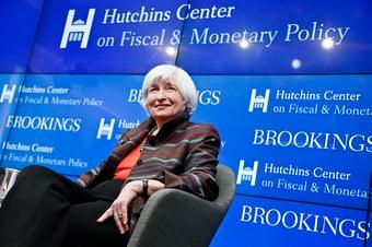 IMAGEM: Biden indica ex-presidente do BC dos EUA para o Tesouro