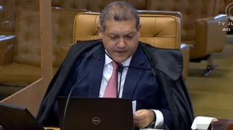 IMAGEM: Kassio pede vista e suspende julgamento sobre a E$quema S