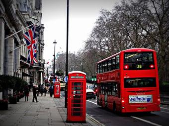 IMAGEM: Brasil continua recebendo voos do Reino Unido