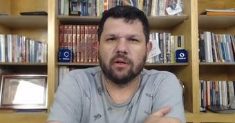 IMAGEM: Blogueiro bolsonarista é condenado a pagar R$ 15 mil por acusação a Boulos