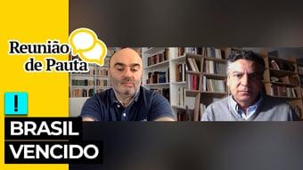 IMAGEM: Reunião de Pauta: Brasil vencido