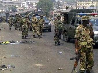 IMAGEM: Ataque atribuído ao Boko Haram mata pelo menos 110 na Nigéria