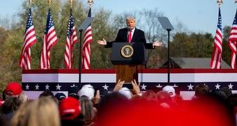 IMAGEM: Trump manda retirar 2.500 soldados do Afeganistão e do Iraque até janeiro