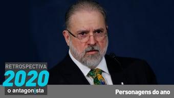 IMAGEM: Augusto Aras, o exterminador-geral da Lava Jato