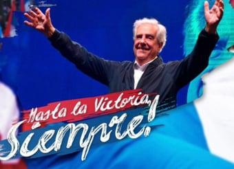 IMAGEM: Morre ex-presidente uruguaio Tabaré Vázquez