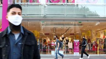 IMAGEM: Confiança dos comerciantes cai em outubro