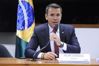 """IMAGEM: Relator da proposta para legalizar jogos de azar nega influência do Planalto: """"Zero"""""""