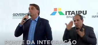 IMAGEM: Bolsonaro diz que não vai 'perpetuar' benefícios concedidos na pandemia