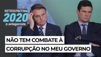 IMAGEM: Não tem (combate à) corrupção no meu governo