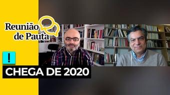 IMAGEM: Reunião de Pauta: chega de 2020