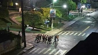 IMAGEM: Bandidos cercam quartel e explodem agência no Pará