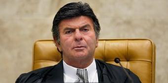 IMAGEM: OAB pressiona Fux pelo início do debate sobre juiz das garantias