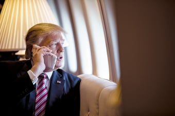 IMAGEM: Governo Trump obteve secretamente registros telefônicos de jornalistas do 'Washington Post'