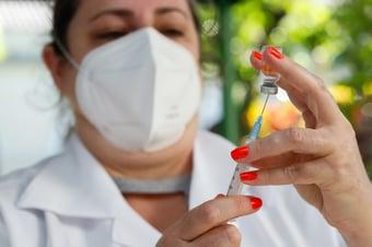 IMAGEM: Maranhão faz sorteio de até R$ 10 mil para quem tomar segunda dose