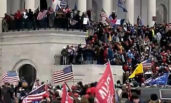 IMAGEM: Republicanos bloqueiam 'CPI da Invasão do Capitólio' nos EUA