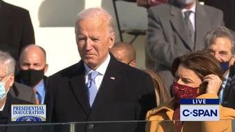 IMAGEM: 'Não há tempo a perder', diz Biden no Twitter