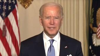 IMAGEM: Senado aprova pacote de US$ 1,9 trilhão de Biden