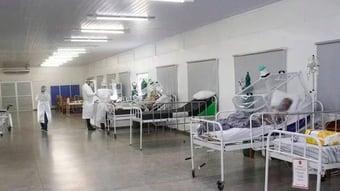 IMAGEM: MPF apura se há leitos vazios em hospitais militares no Amazonas