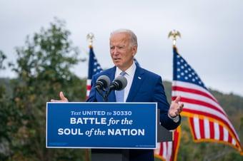 IMAGEM: Geórgia decide hoje futuro do governo Biden