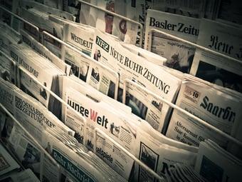 IMAGEM: Nobel da Paz para a liberdade de imprensa