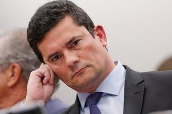 """IMAGEM: Moro, sobre 'PEC do Gilmar': """"Mina independência do MP para proteger poderosos"""""""
