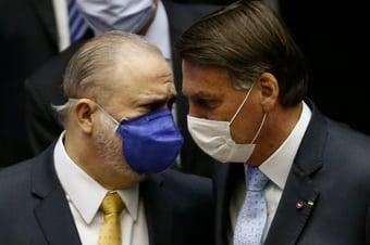IMAGEM: Subprocuradores-gerais pressionam Aras a investigar Bolsonaro por ameaça ao pleito de 2022