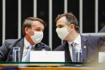 IMAGEM: Bolsonaristas atacam Pacheco