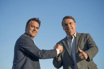 """IMAGEM: ENTREVISTA: """"Estou esperando Bolsonaro me ligar a qualquer momento"""", diz presidente do Patriota"""