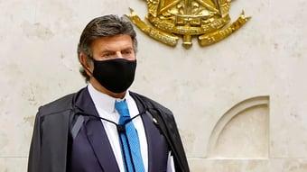 IMAGEM: Frente de Prefeitos pede manifestação de Fux sobre decisão de Kassio