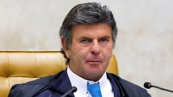 IMAGEM: Fux diz que fim da audiência de custódia virtual favorece crime organizado