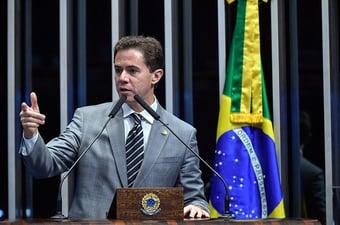 """IMAGEM: Vice do Senado, sobre a tal reunião do Conselho da República: """"Desgoverno precisa gerar instabilidades"""""""
