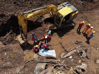 IMAGEM: Vale: indenização de R$ 1 milhão por trabalhador morto em Brumadinho é 'absurda'