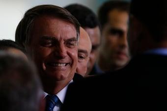 IMAGEM: Bolsonaro ri ao lembrar que previu suicídios na pandemia