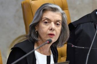 IMAGEM: Cármen Lúcia ordena que CPI mantenha sigilo sobre dados de Barros