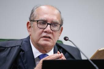 """IMAGEM: Gilmar defende """"juiz de garantias para salvar Justiça Federal"""""""