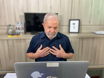 IMAGEM: Lula aposta em rompimento entre Bolsonaro e Ciro Nogueira