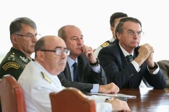 IMAGEM: Planalto pediu a ministérios para avaliar proposta de estado de defesa