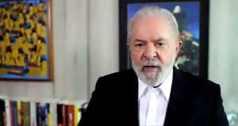 IMAGEM: Lula empata com Bolsonaro nas redes sociais