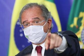 IMAGEM: Guedes diz que reforma tributária será a que 'dá para fazer'