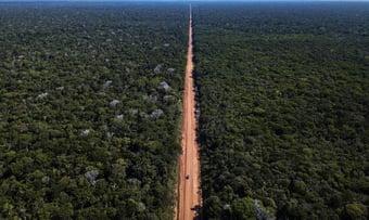 IMAGEM: Amazonas registra tremor de 4.7 graus